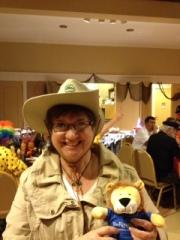 Barb safari outfit