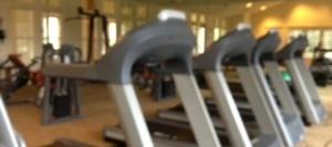 treadmill sideways