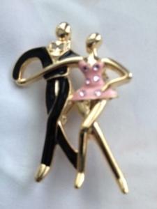 dancers pin
